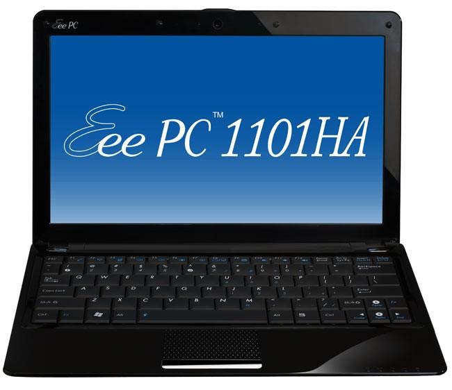 NETBOOK ASUS EEEPC 1101HA-BLK001X