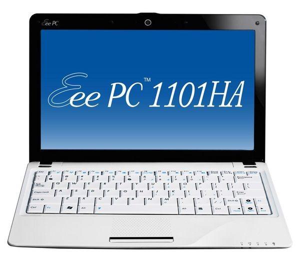 NETBOOK ASUS EEEPC 1101HA-WHI001X