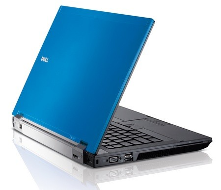 DELL LATITUDE E6410 Bleu