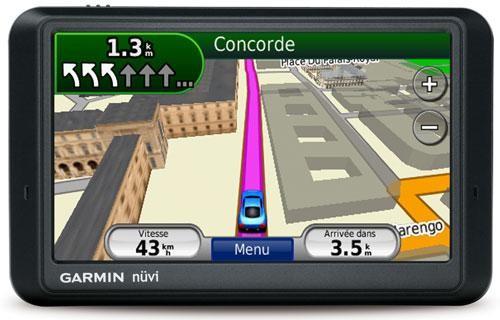 GPS GARMIN GPS NÜVI 765T EUROPE