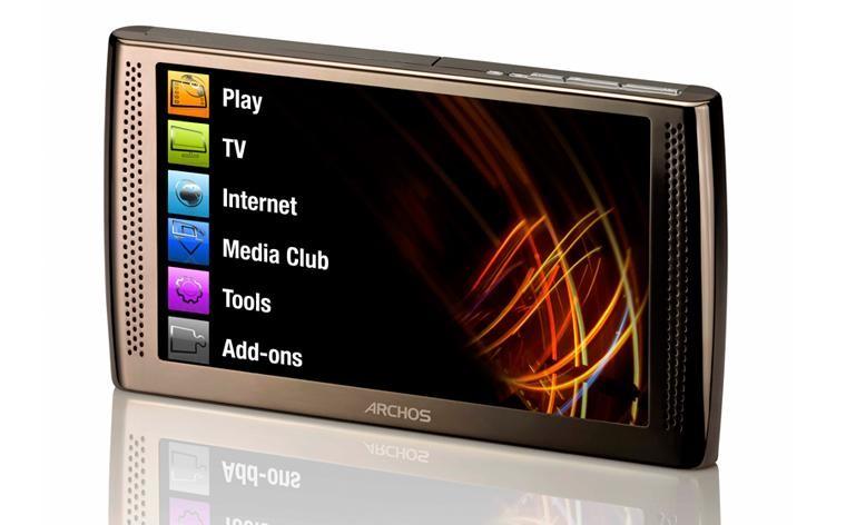 LECTEUR MULTIMEDIA ARCHOS G6H 160 GB