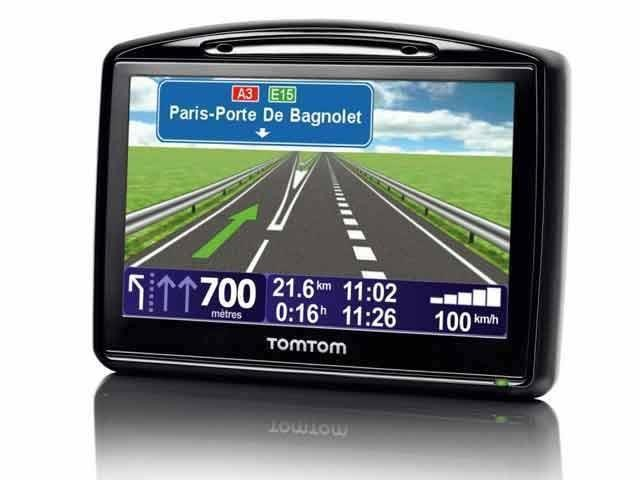 GPS TOMTOM GPS GO 730 TRAFFIC EUROPE 31 PAYS