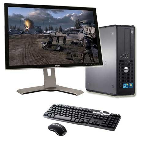 DELL OPTIPLEX 380 SFF + Ecran TFT 20""
