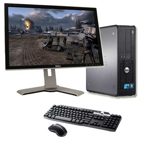 DELL OPTIPLEX GX780 SFF + Ecran TFT 20""