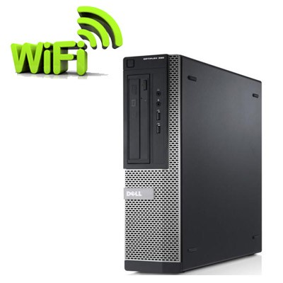 Dell Optiplex 390 Desktop wifi