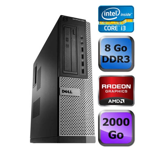 Dell Optiplex 990 MSI Radeon