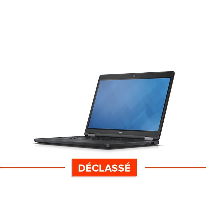 Ordinateur portable reconditionné - Dell Latitude E5570 - Windows 10 - Déclassé