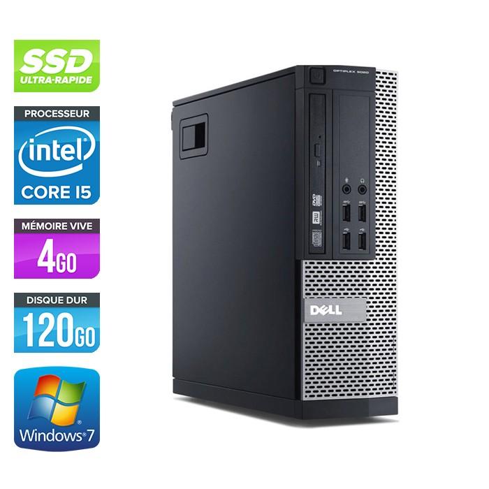 Dell Optiplex 7010 SFF - Core i5 - 4Go - 120Go SSD