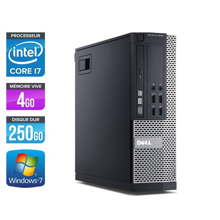 Dell Optiplex 7010 SFF - Core i7 - 4Go - 250Go
