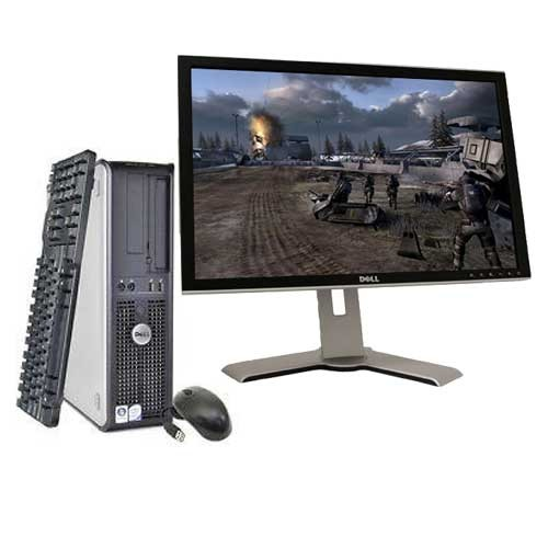 Dell Optiplex GX755 + Ecran TFT 20""