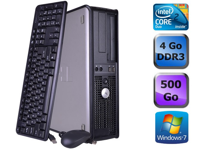Dell Optiplex 755 pas cher