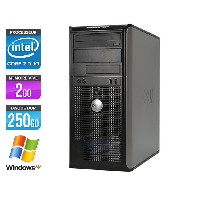 Dell Optiplex 755 Tour - E4500 - 2Go - 250Go