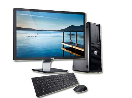 """Dell Optiplex 780 - Windows 7 + Ecran TFT 22"""""""