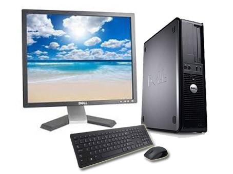 """Dell Optiplex 780 - Windows 7 + Ecran TFT 19"""""""