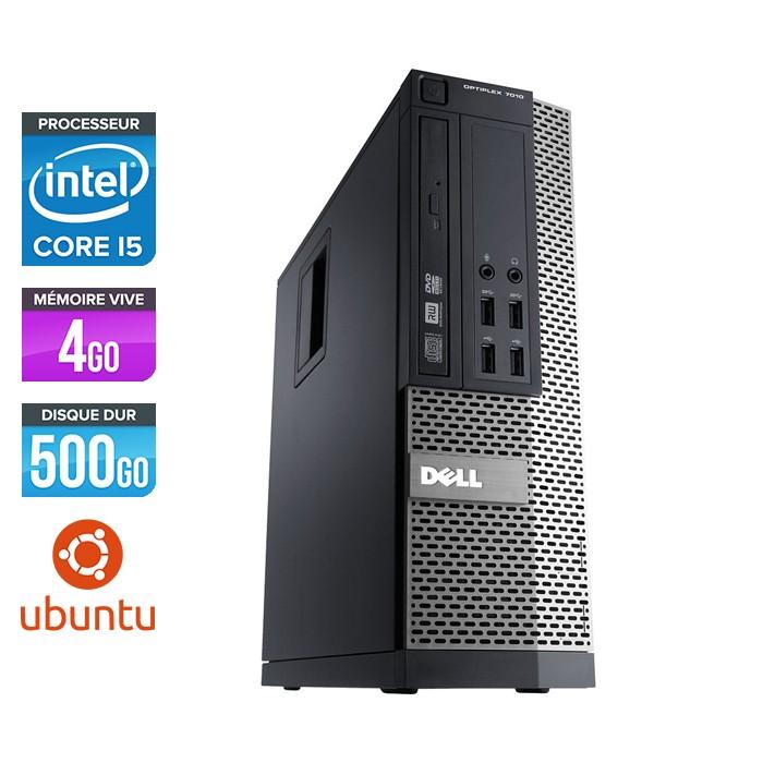 Dell Optiplex 790 SFF - Core i5 - 4 Go - 500 Go HDD - Linux