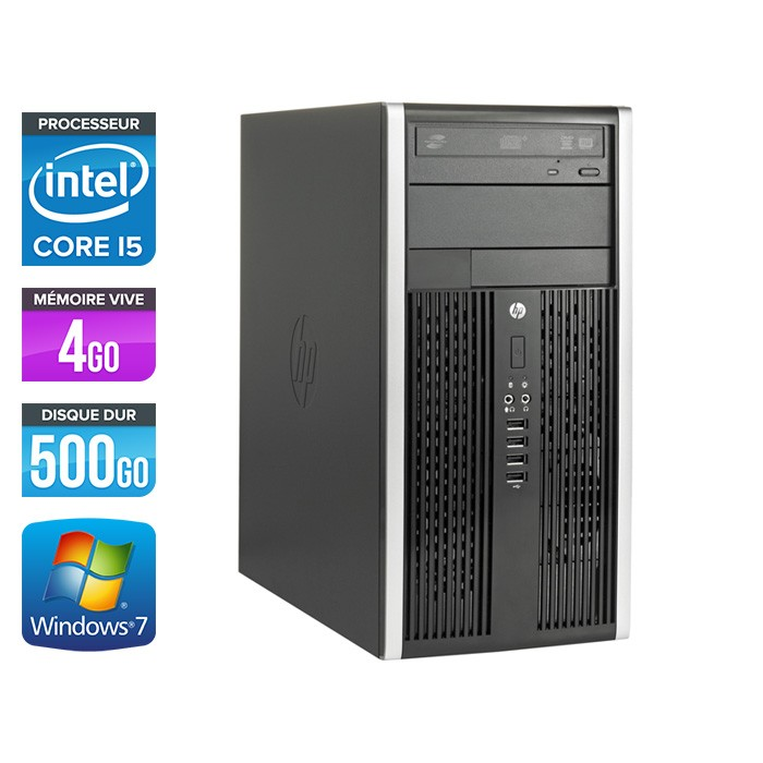 HP Elite 8200 Tour