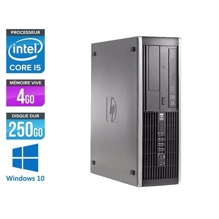 HP 8300 SFF - Intel i5-3470 - 4 Go- 1250 Go HDD - Windows 10HP 8300 SFF - Intel G2120 - 4 Go- 250 Go HDD - Windows 10HP 8300 SFF - Intel G2120 - 4 Go- 250 Go HDD - Windows 10