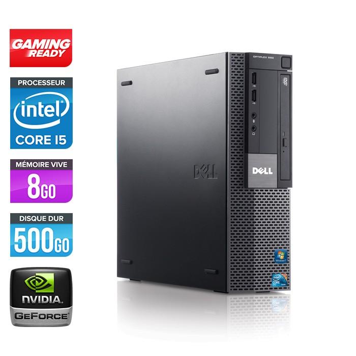 Dell Optiplex 980 SFF - Pc gamer reconditionné