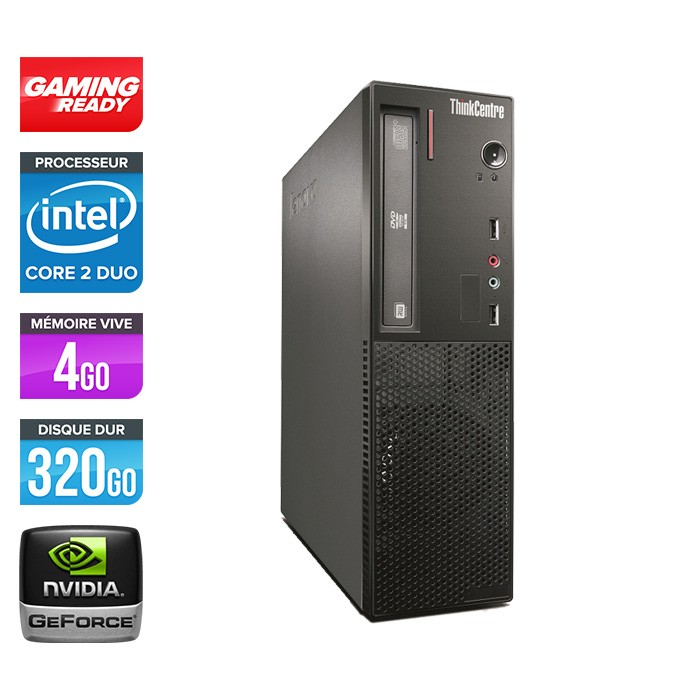 Lenovo ThinkCentre A70 SFF - Gaming Ready