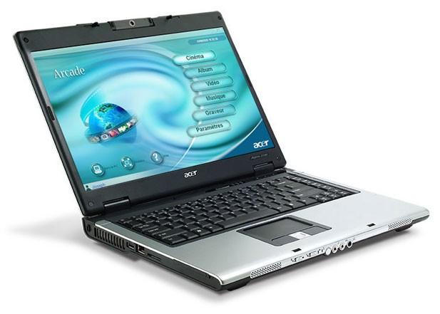 Ordinateur portable reconditionné Acer Aspire 3100