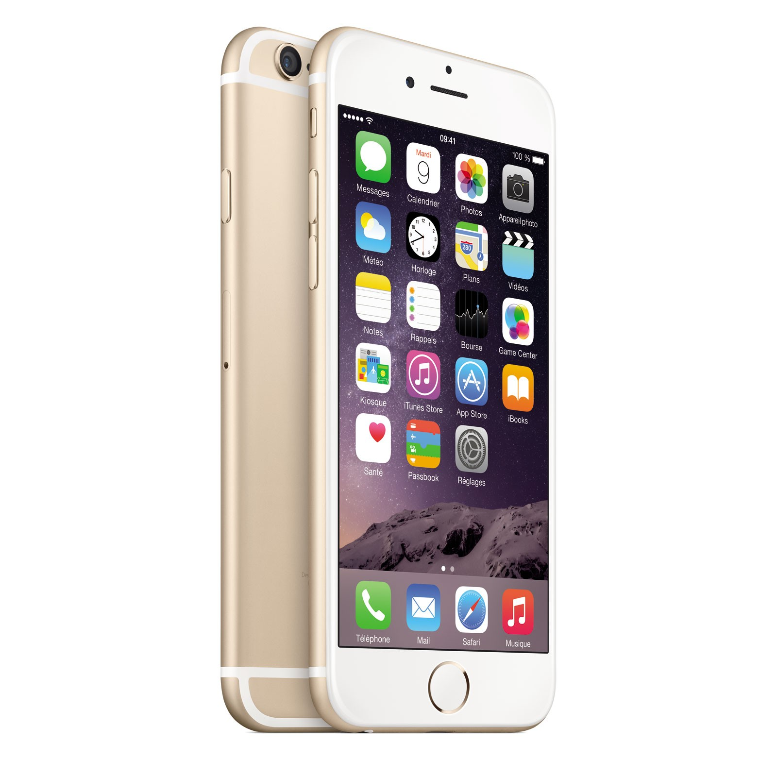 smartphone reconditionn apple iphone 6s 128go or trade discount. Black Bedroom Furniture Sets. Home Design Ideas