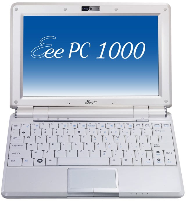 NETBOOK ASUS EEEPC1000H W030X