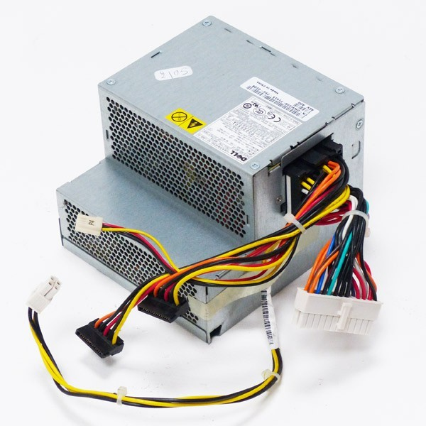 Alimentation DELL L280E-00 (WW109) 280W - DELL Optiplex 745 / 755 - Power Supply