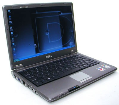 PC PORTABLE DELL LATITUDE D410
