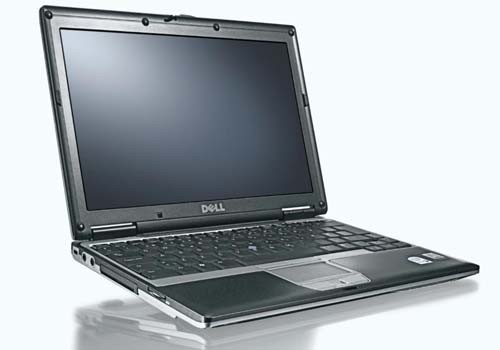 PC PORTABLE DELL LATITUDE D420