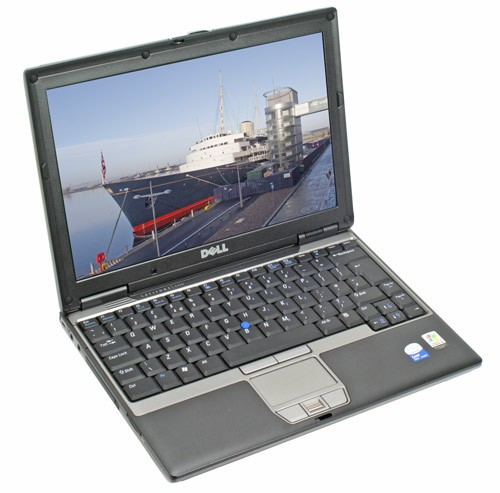 PC PORTABLE DELL LATITUDE D430