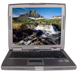 Ordinateur portable occasion Dell Latitude D510