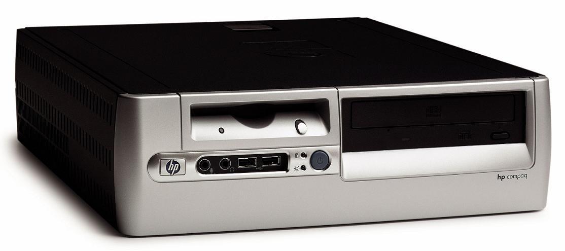 ORDINATEUR BUREAU HP COMPAQ D530
