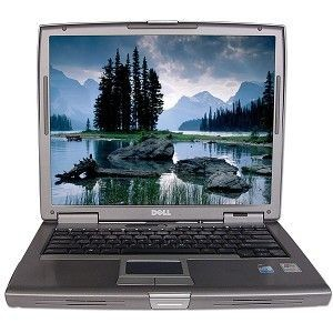PC PORTABLE DELL LATITUDE D610