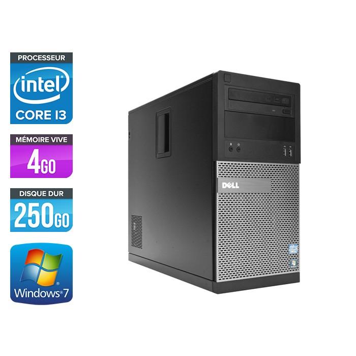 Dell 3010 Tour - i3 - 4Go - 250Go HDD - Windows 7 pro