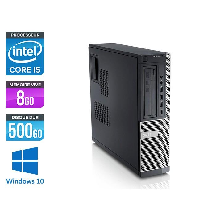 Dell Optiplex 790 Desktop - i5 - 8Go - 500Go HDD - Windows 10