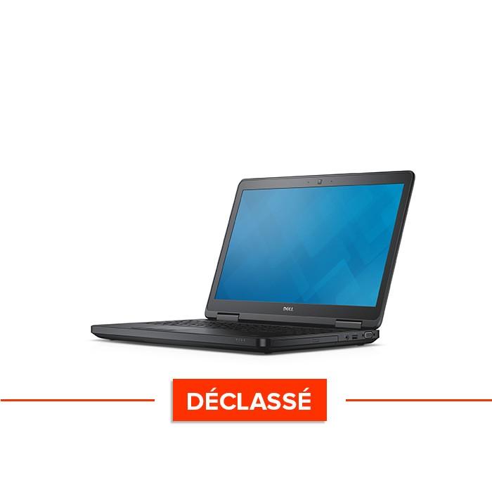 Pc portable reconditionné - Dell Latitude E5440 déclassé - i5 4300U - 4Go - 320Go - HDD - Windows 10 famille