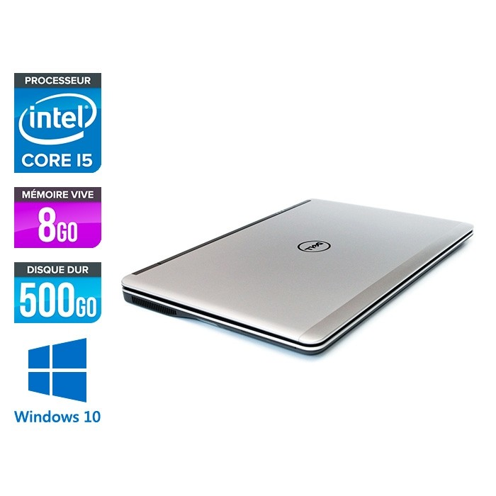 Dell E7440 -  i5 - 8Go - 500Go HDD - Windows 10 - 3