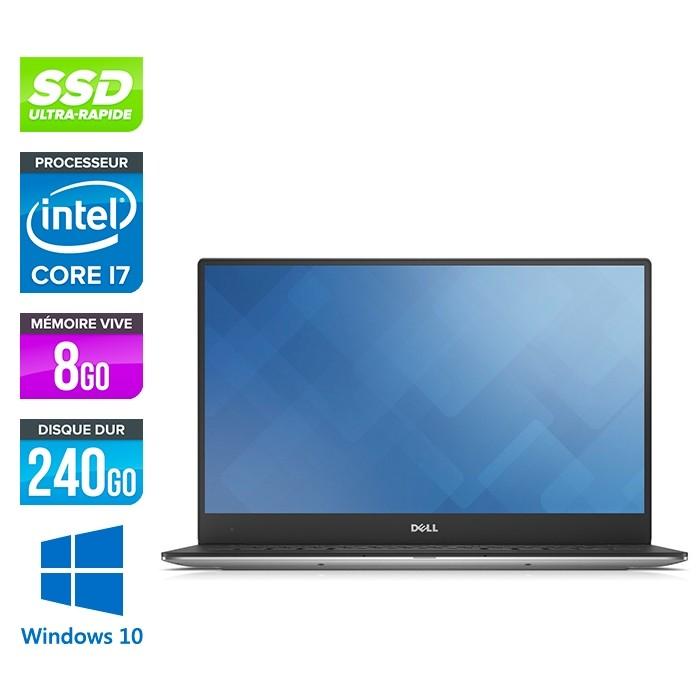 Dell XPS 13 - intel i7 - 8 Go - 240Go SSD - Windows 10