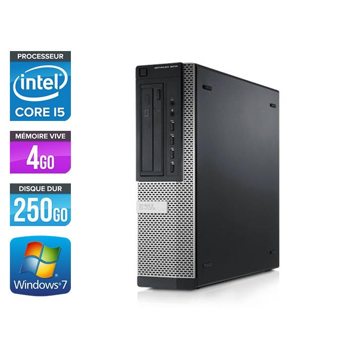 Dell Optiplex 9010 Desktop - Core i5 - 4Go - 250Go