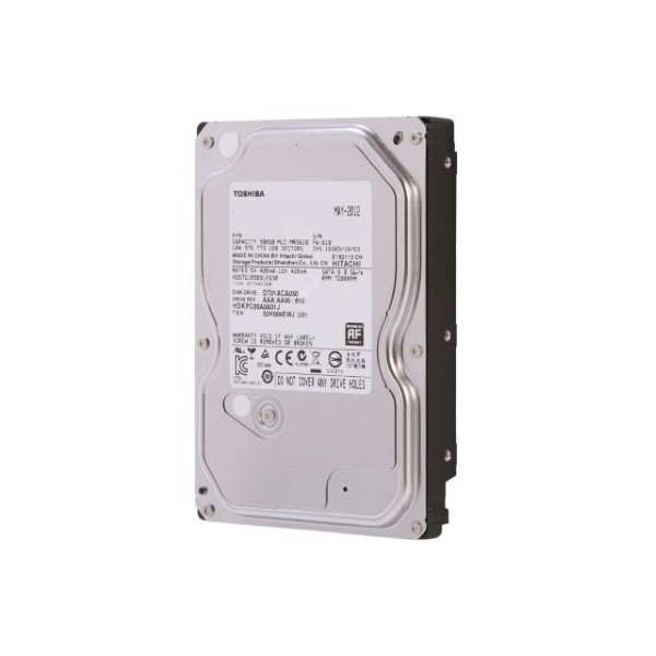 "Disque Dur 500Go - Toshiba DT01ACA050 - 3.5"" - SATA3 6.0Gb/s - 32Mo - 7200RPM"