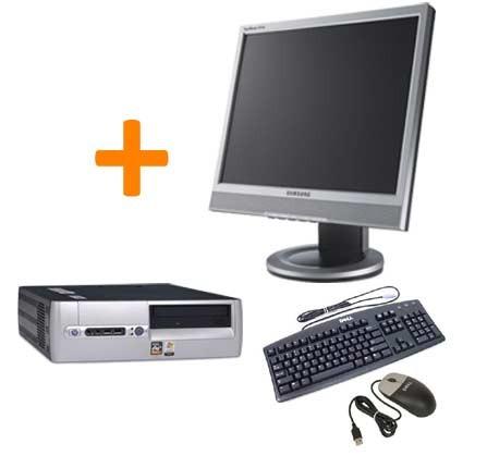 HP DX5150 + Ecran TFT 19 pouces