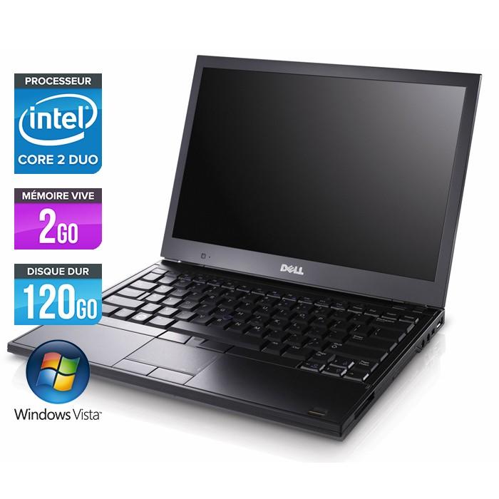 Dell Latitude E4300 - Core 2 Duo - 2Go - 120Go - Vista Professionnel