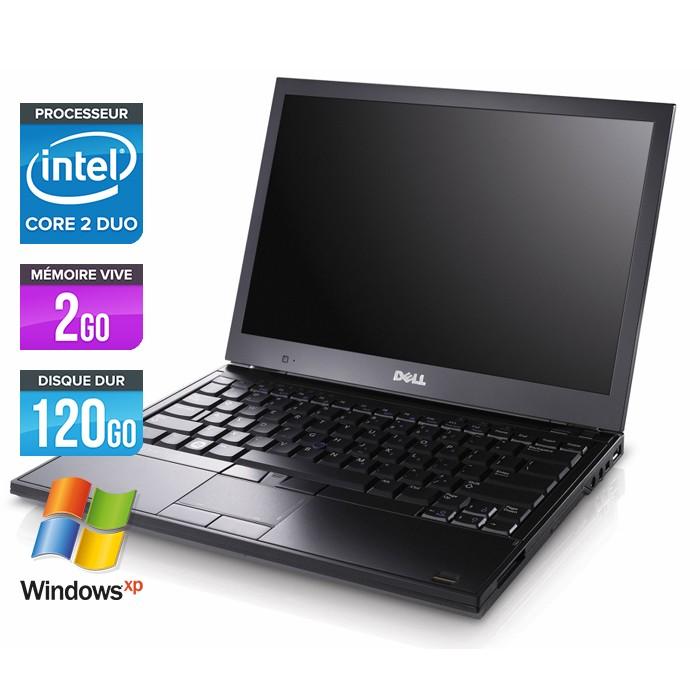 Dell Latitude E4300 - Core 2 Duo - 2Go - 120Go - XP Professionnel