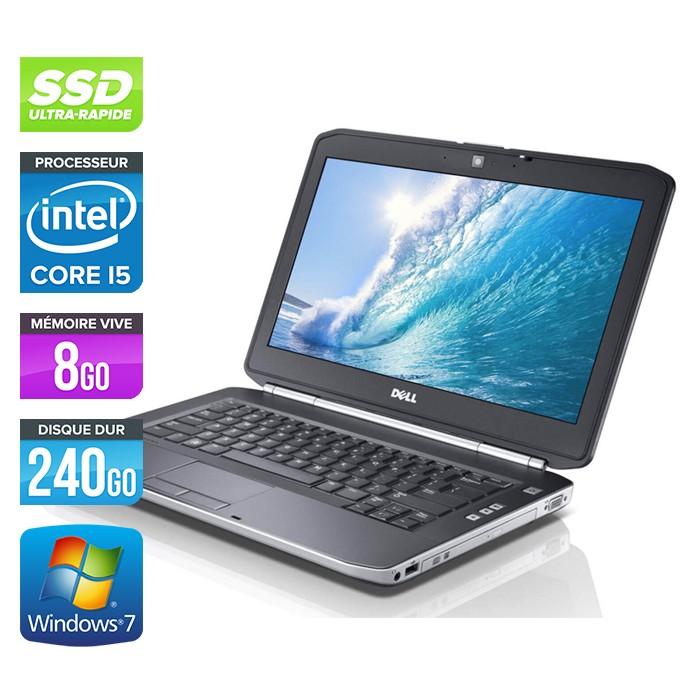 Dell Latitude E5420 - Core i5 - 8Go - 240Go SSD