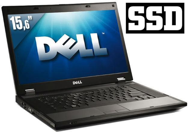 DELL LATITUDE E5510 SSD