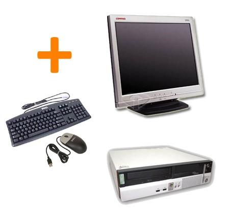 """Fujitsu-Siemens Scenic E600 + Ecran TFT 15"""""""