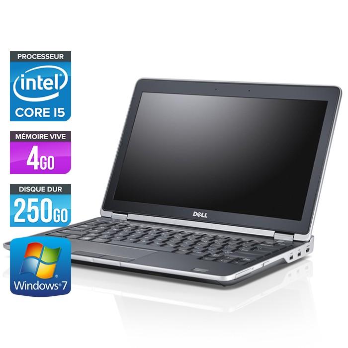 Dell Latitude E6220 - Core i5 - 4Go - 250Go