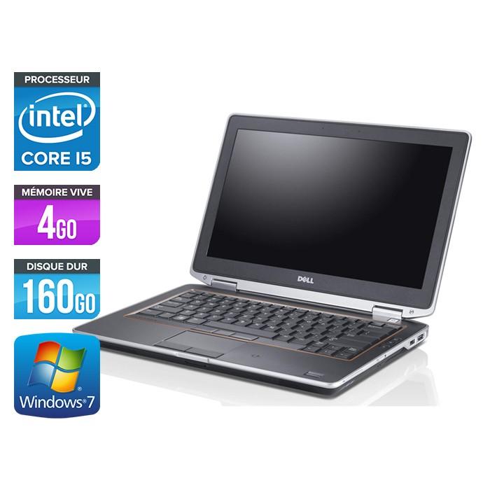 Dell Latitude E6320 - Core i5 - 4Go - 160Go
