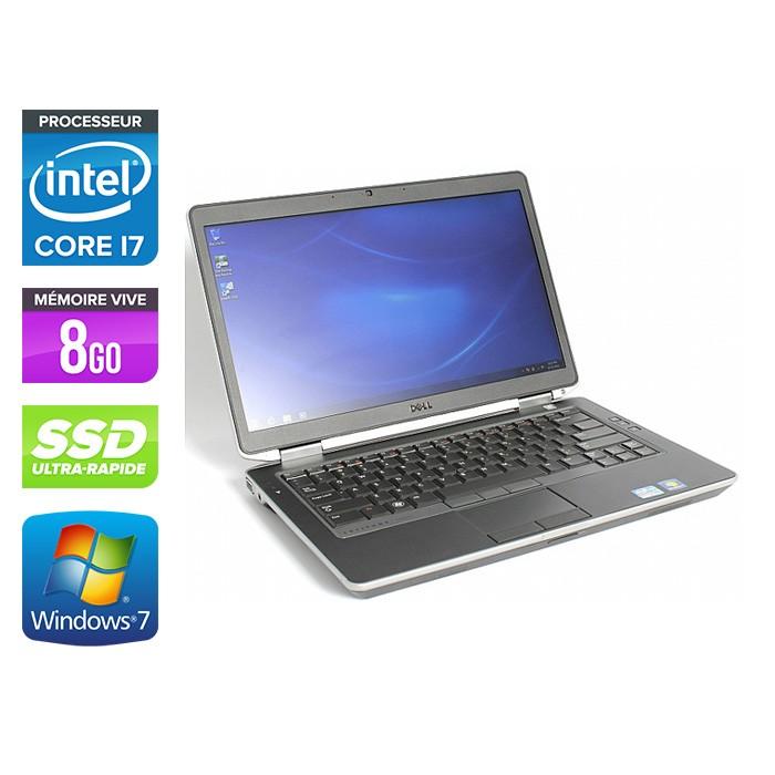 Dell Latitude E6430 - SSD