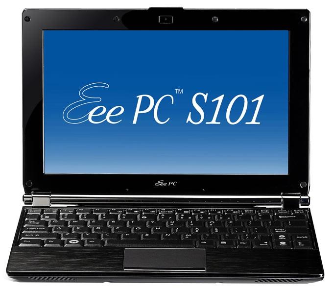 NETBOOK ASUS EEE PC S101-BLK004X
